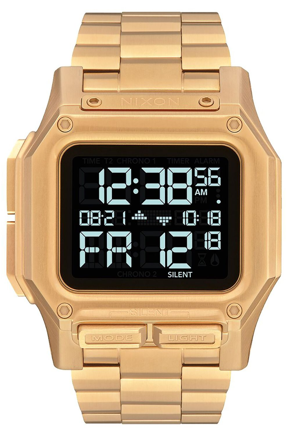 Nixon Watch REGULUS SS All Gold