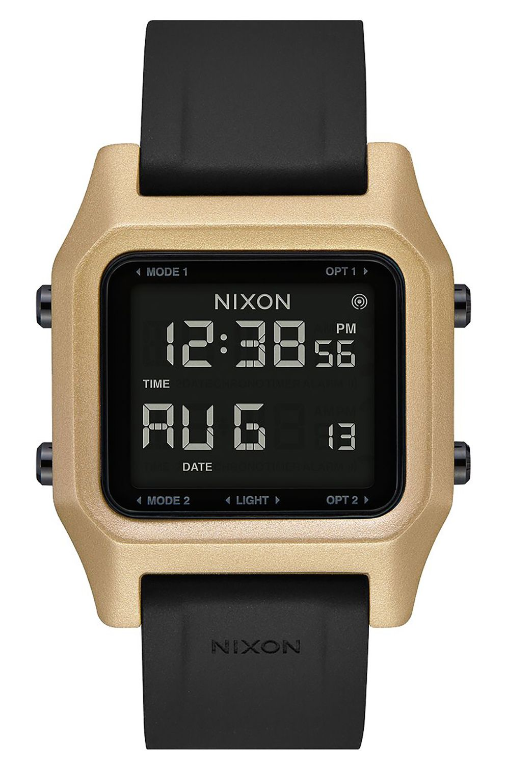 Nixon Watch STAPLE Black/Gold