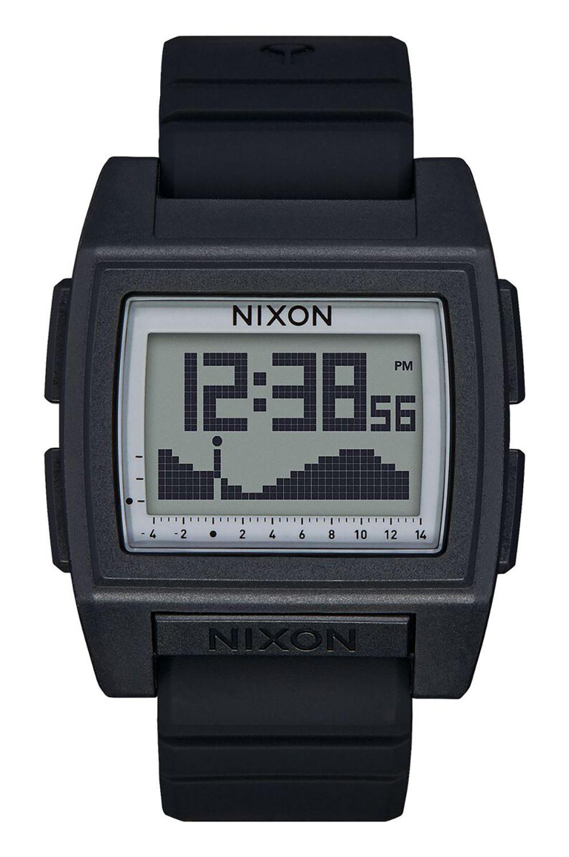 Nixon Watch BASE TIDE PRO Black/Positive