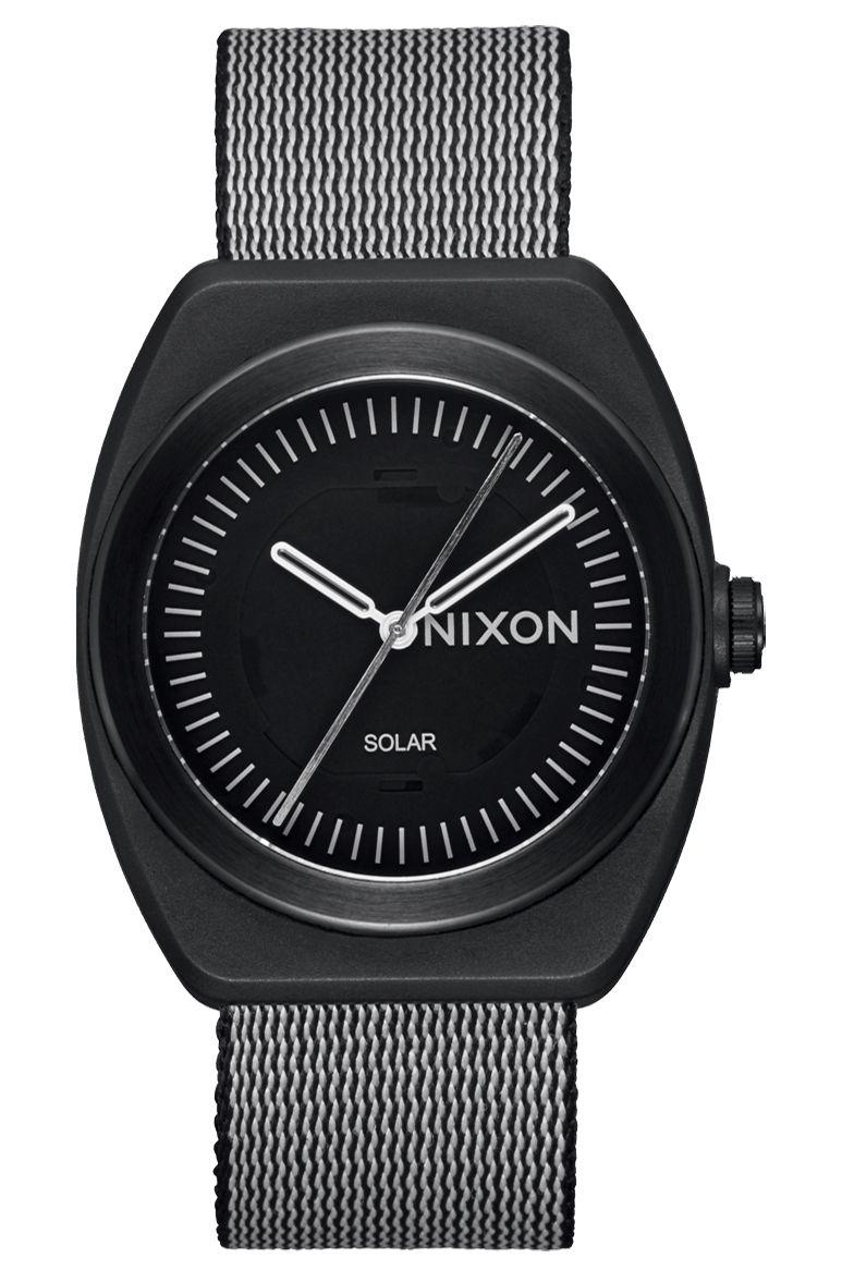 Nixon Watch LIGHT-WAVE All Black
