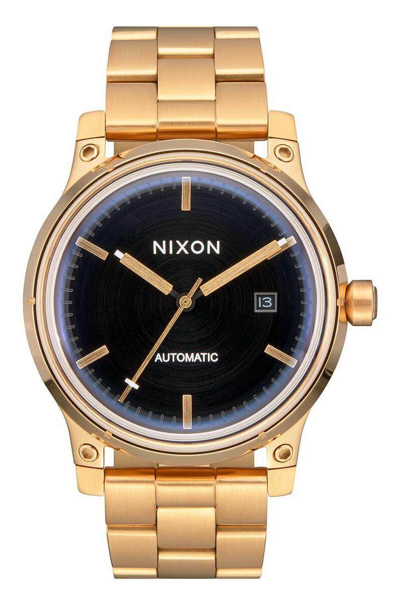 Nixon Watch 5TH ELEMENT Gold/Black