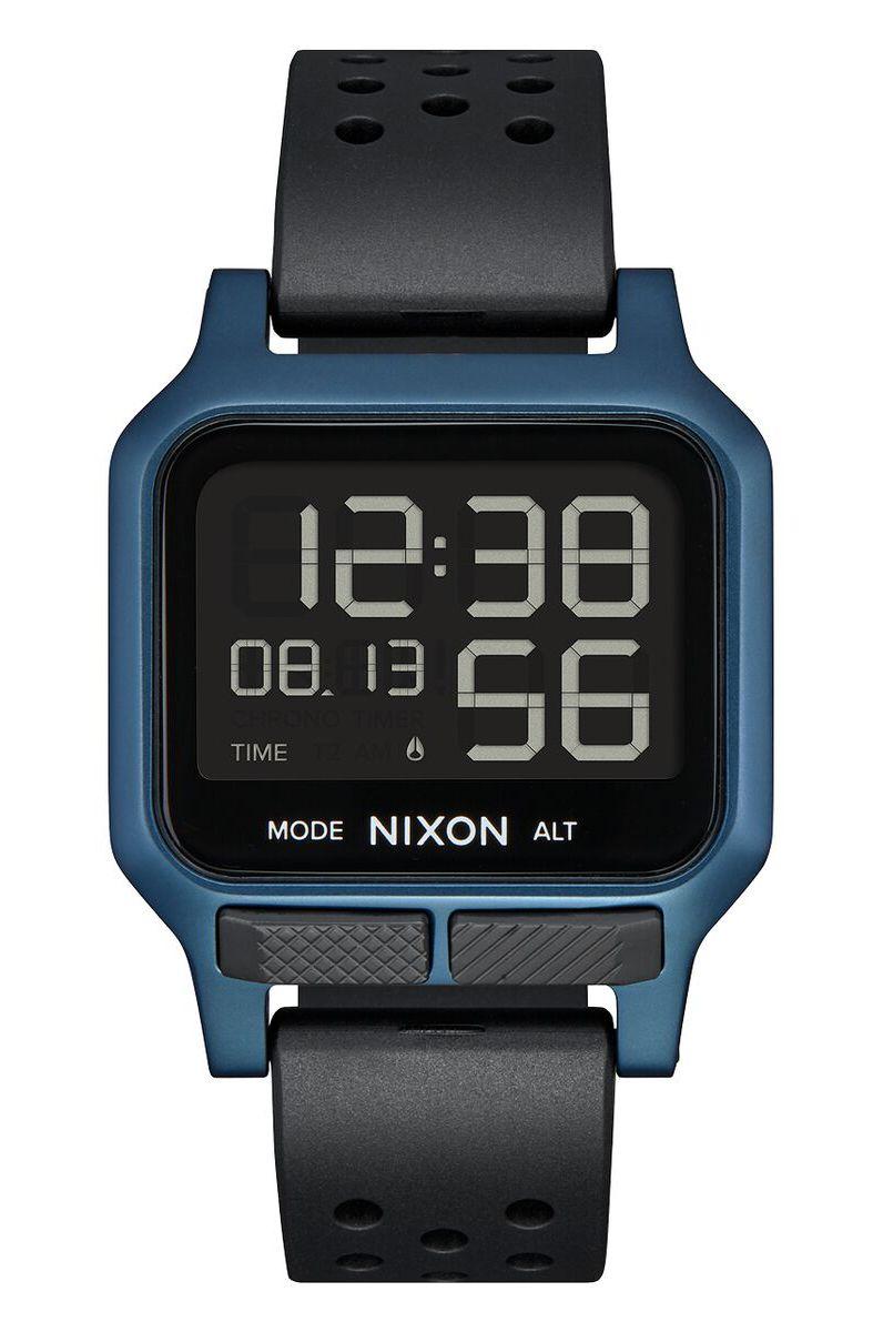 Nixon Watch HEAT Blue