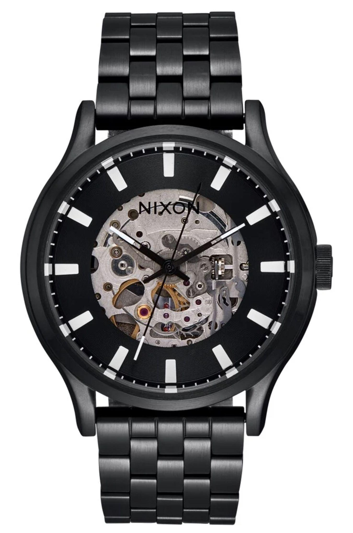 Nixon Watch SPECTRA Black/Black