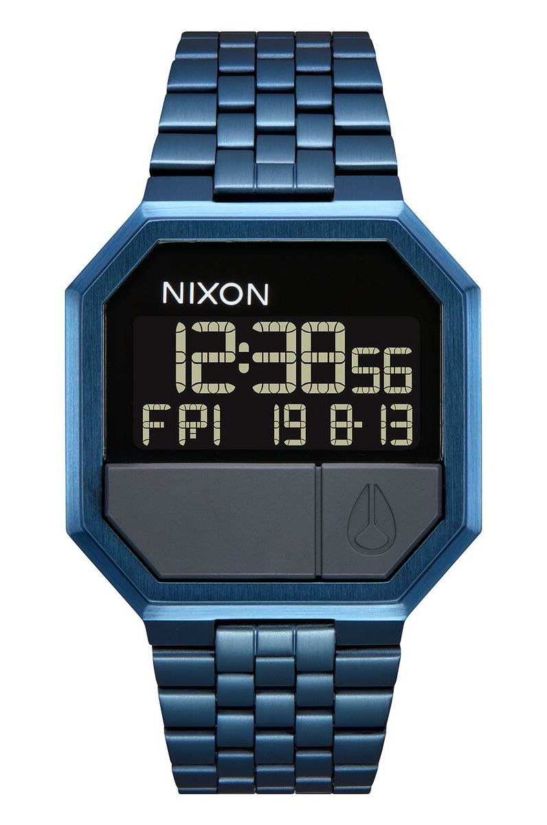 Nixon Watch RE-RUN Blue