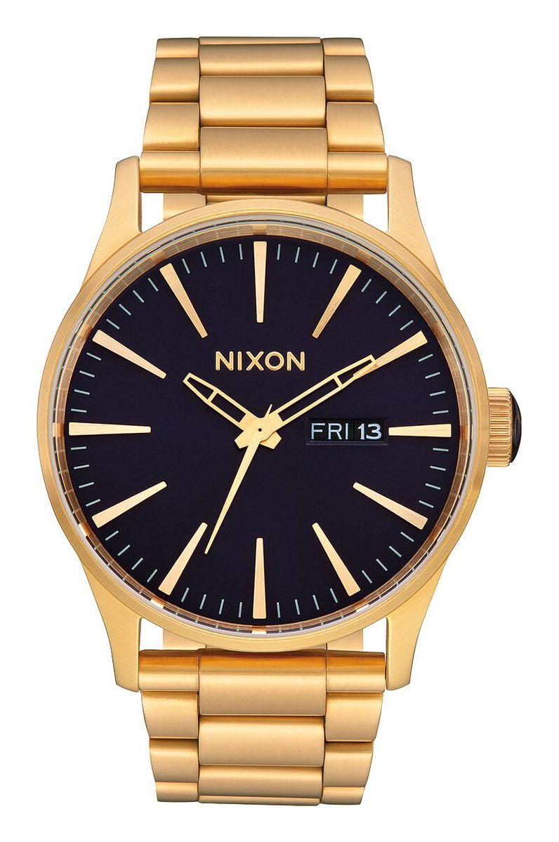 Nixon Watch SENTRY SS Gold/Indigo