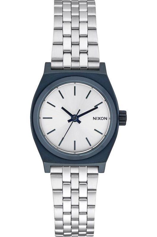 Relogio Nixon SMALL TIME TELLER Navy / Silver