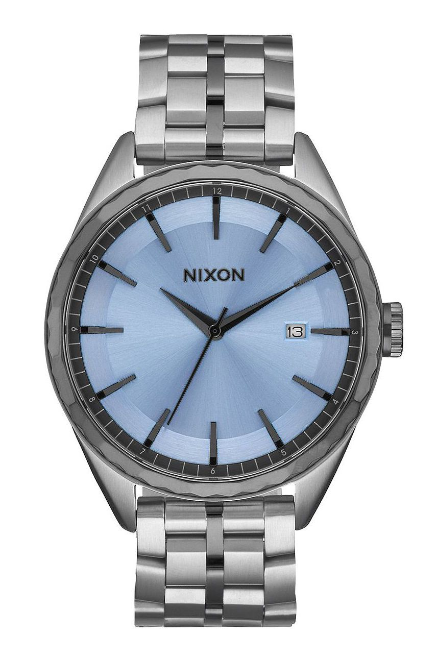 Nixon Watch MINX Silver / Sky / Gunmetal