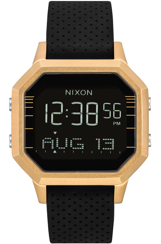 Nixon Watch SIREN SS Gold/Black Lh