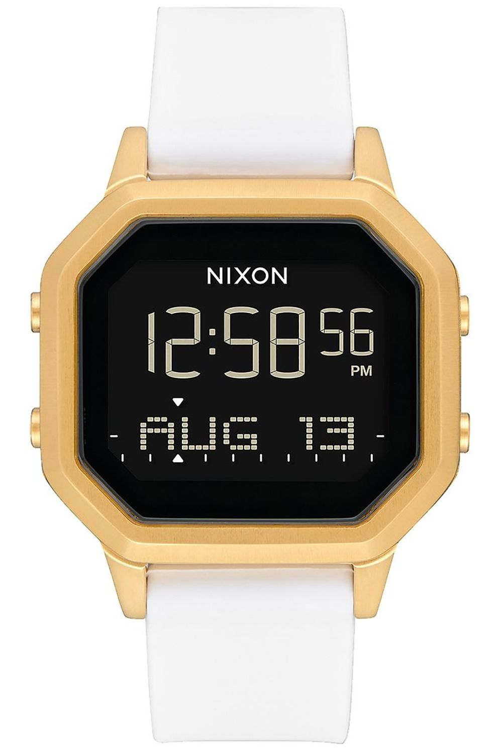 Nixon Watch SIREN SS Gold/White
