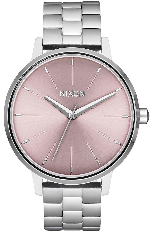 Relogio Nixon KENSINGTON Silver/Pale Lavender