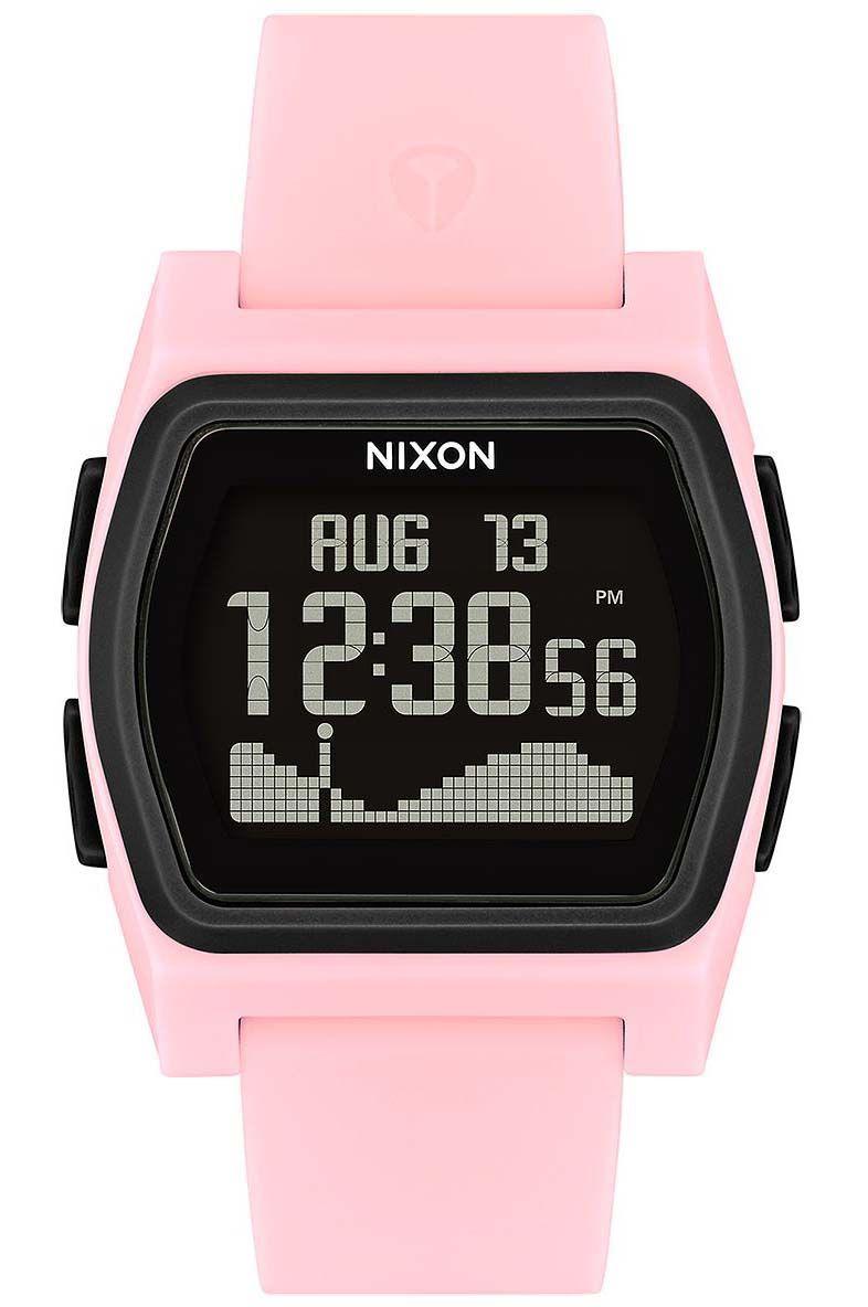 Relogio Nixon RIVAL Pink/Black