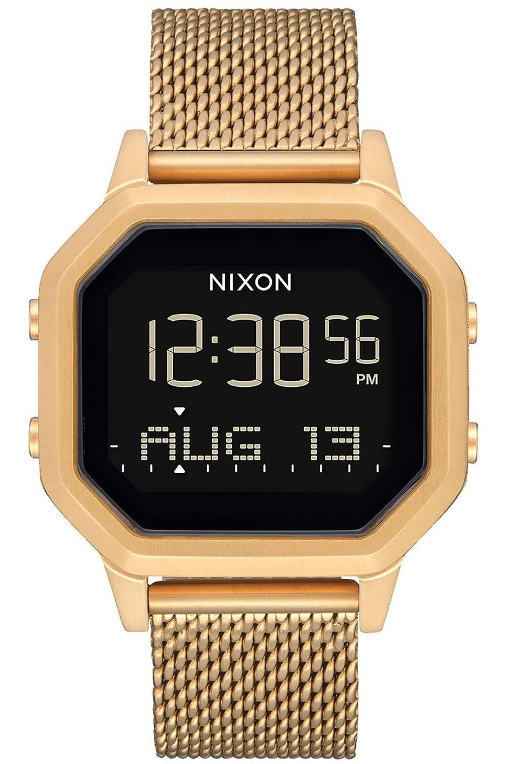 Nixon Watch SIREN MILANESE All Gold