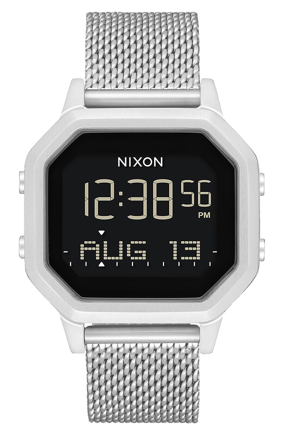 Nixon Watch SIREN MILANESE All Silver