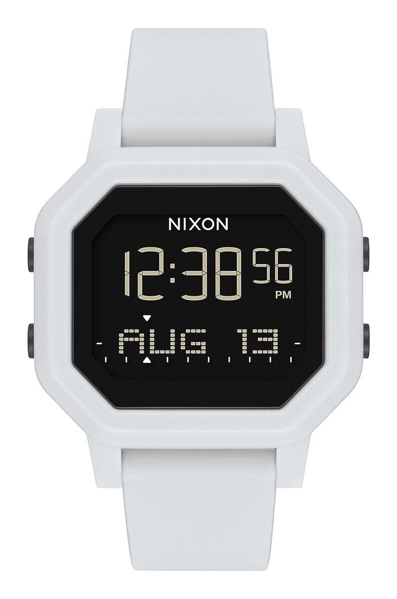 Nixon Watch SIREN White