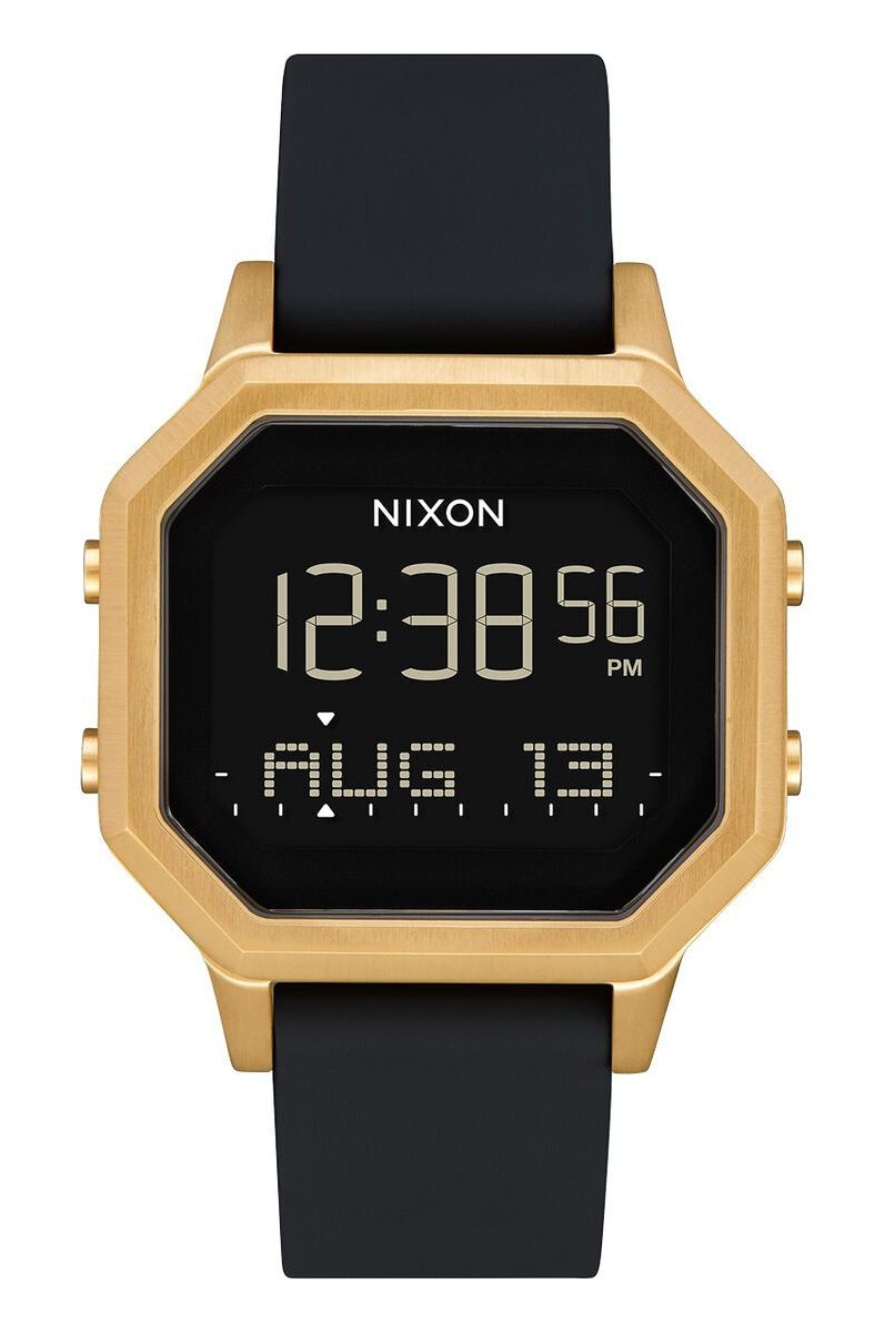 Nixon Watch SIREN SS Gold/Black