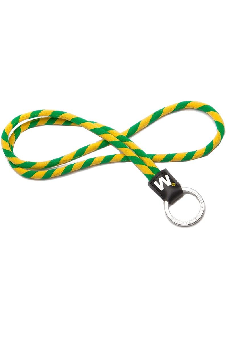 Original Lanyards Keychain LEIS HAWAII Green/Yellow