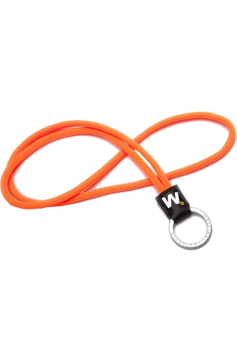 Original Lanyards Keychain LEIS HAWAII Orange