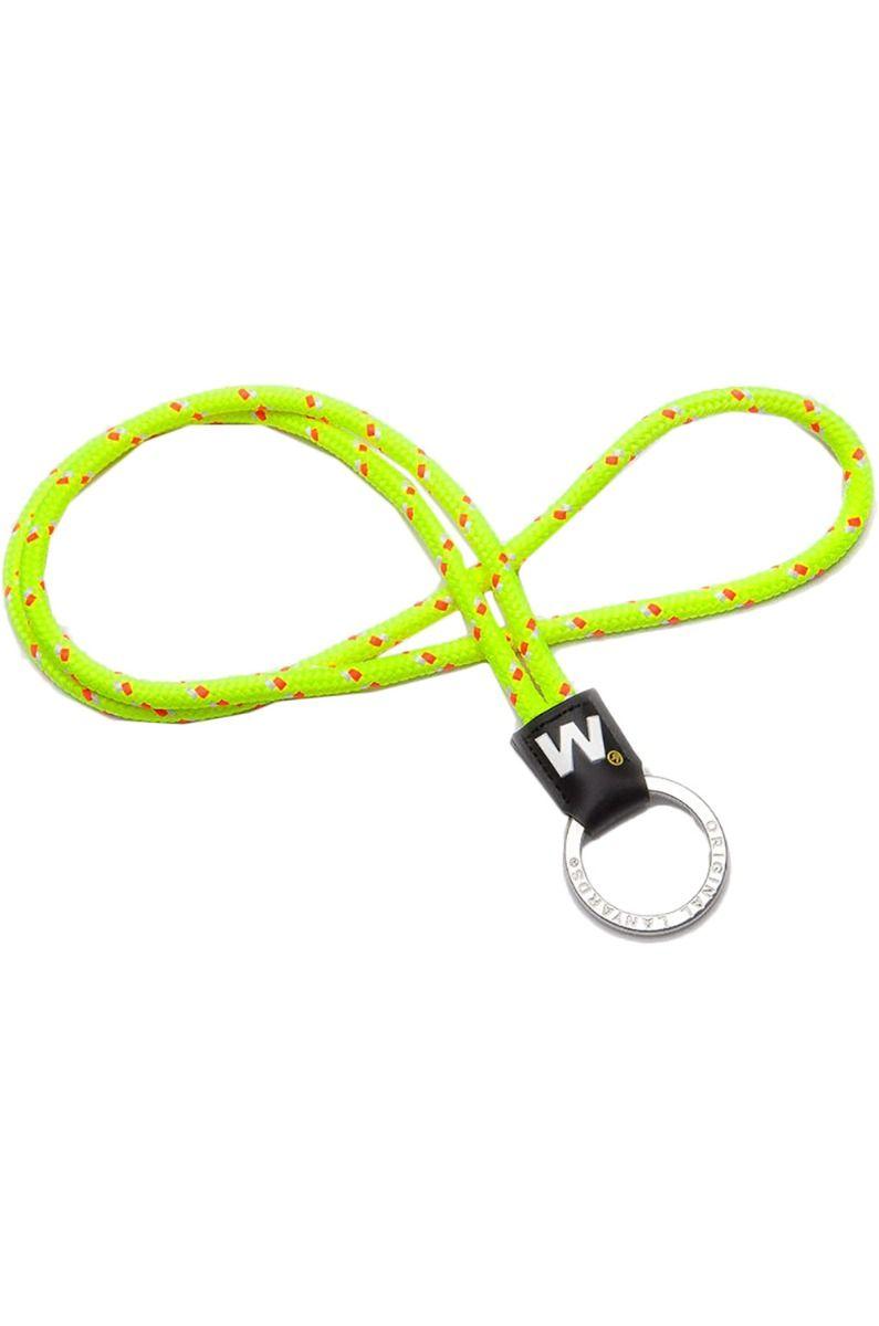 Original Lanyards Keychain LEIS HAWAII Nautic Yellow