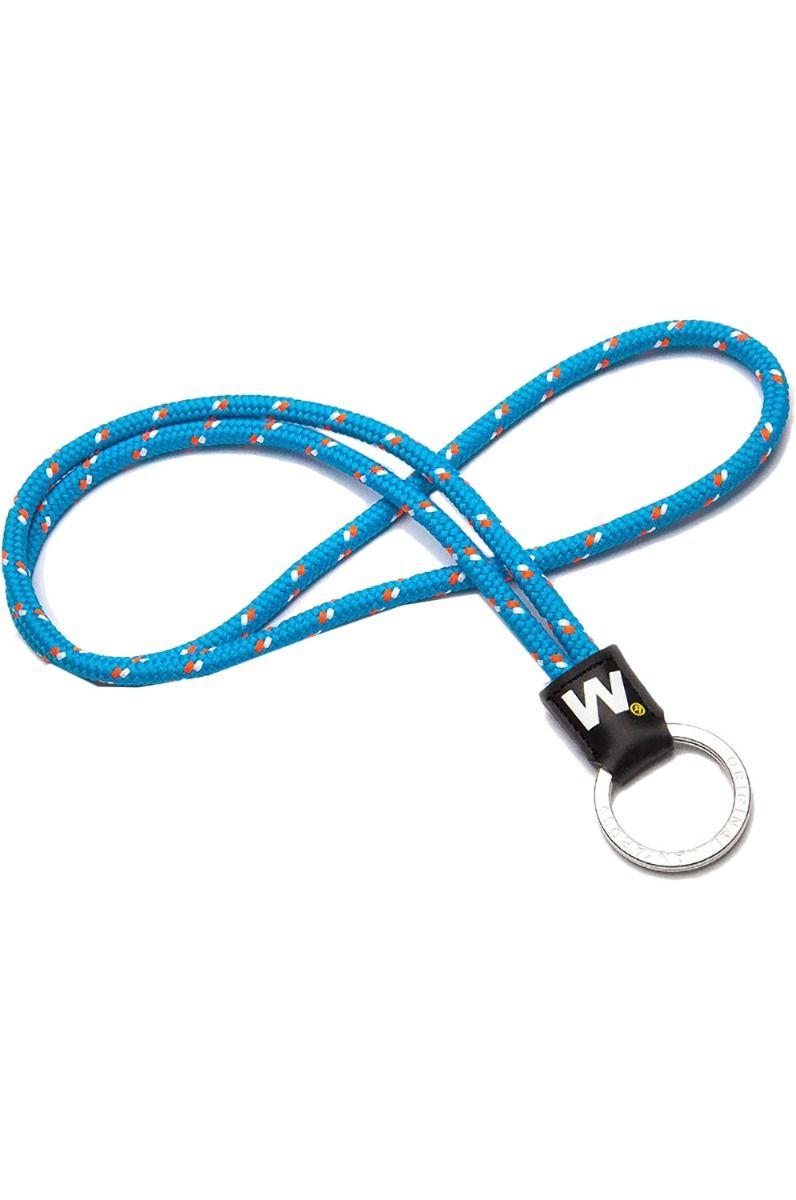 Original Lanyards Keychain LEIS HAWAII Nautic Blue
