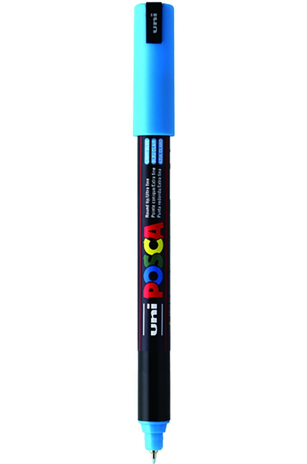 Posca Pen 1M Azul Claro