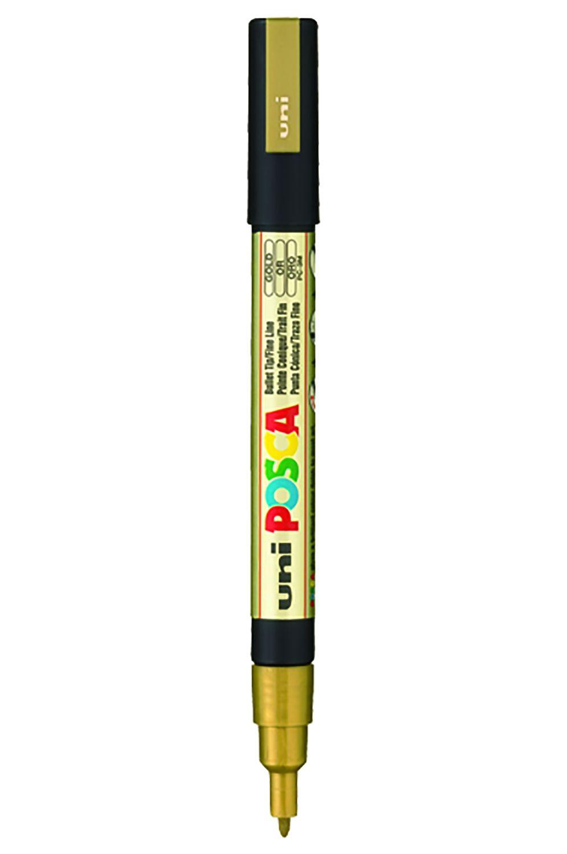 Posca Pen 3M Dourado