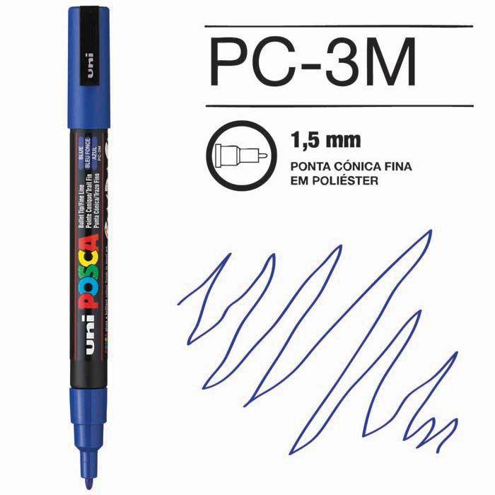 Posca Pen 3M Azul