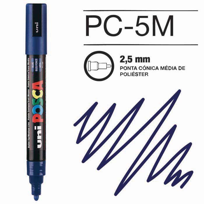 Posca Pen 5M Azul