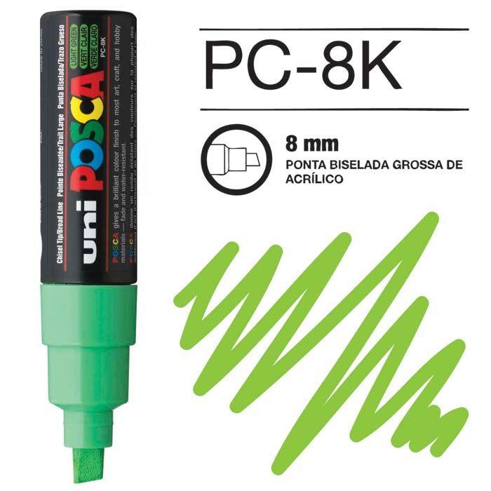 Canetas/Tintas Posca 8K Verde Claro