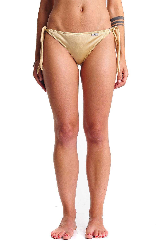 Bikini Tanga Pukas ACACIA CHEEKY TIE Gold