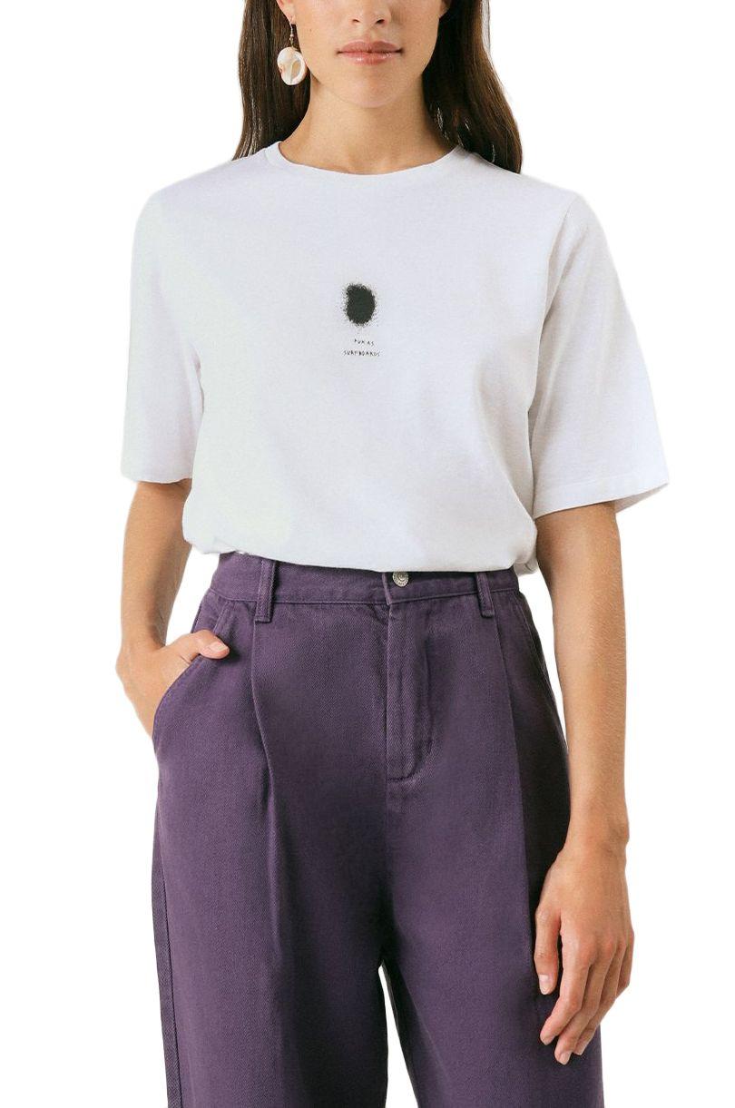 T-Shirt Pukas WMN TEE MURO White