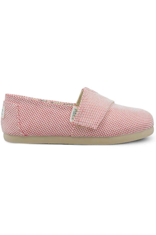 Paez Sandals ORIGINAL CLASSIC MINI PANAMA Red