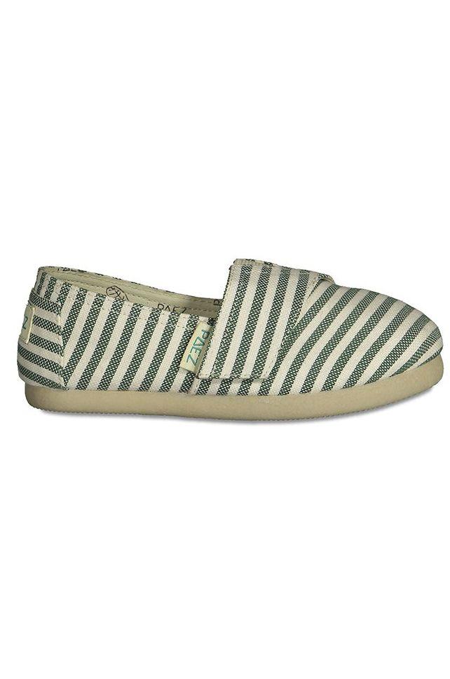 Paez Sandals MINI SURFY Green/Beige