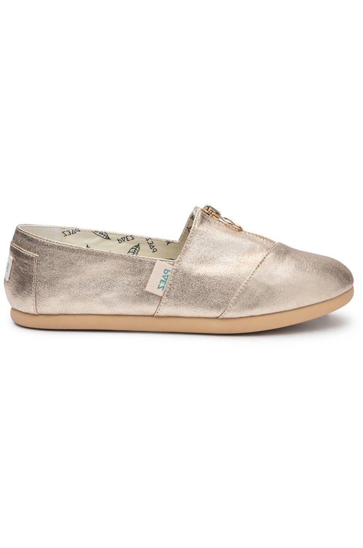 Paez Sandals ORIGINAL CLASSIC ZIP Gold
