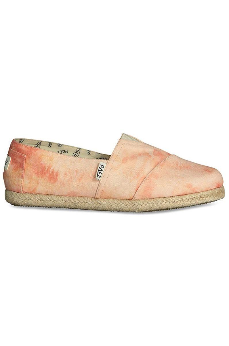 Paez Sandals TYE DYE Coral