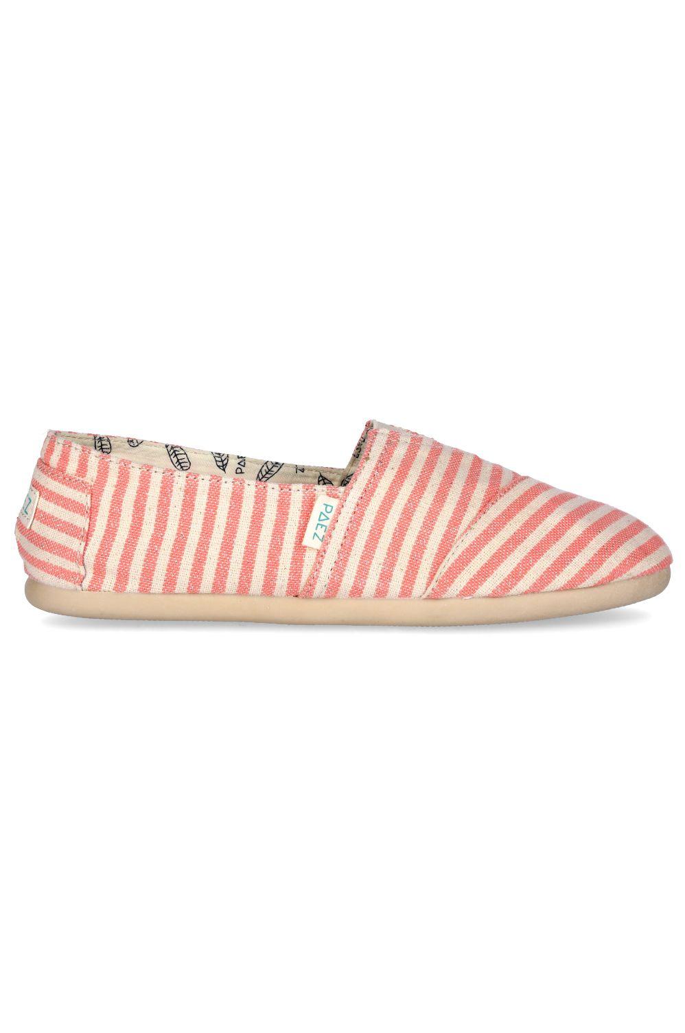 Paez Sandals MINI SURFY LUREX Coral