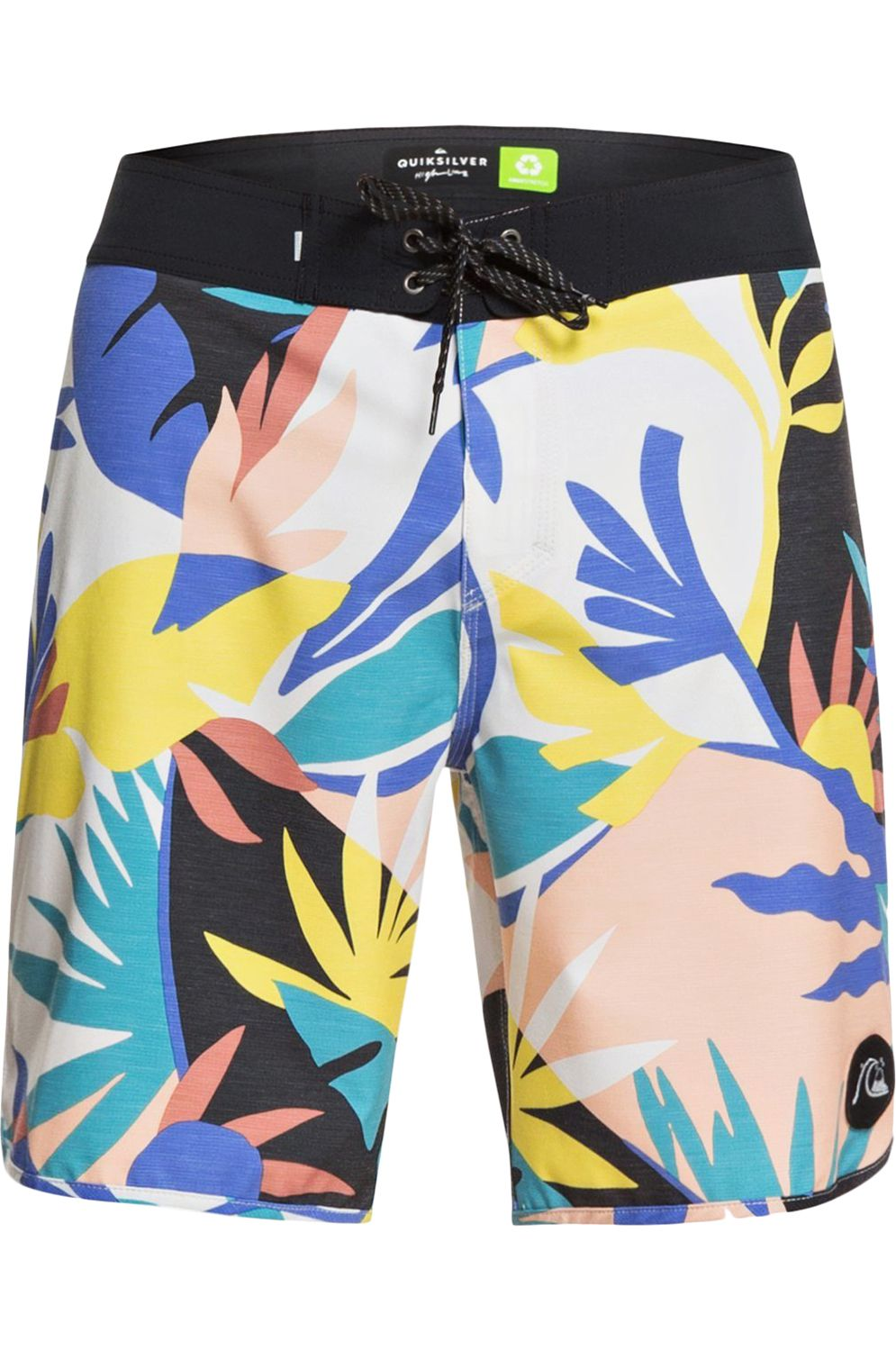 Quiksilver Boardshorts HIGHTRPFLW19 Snow White
