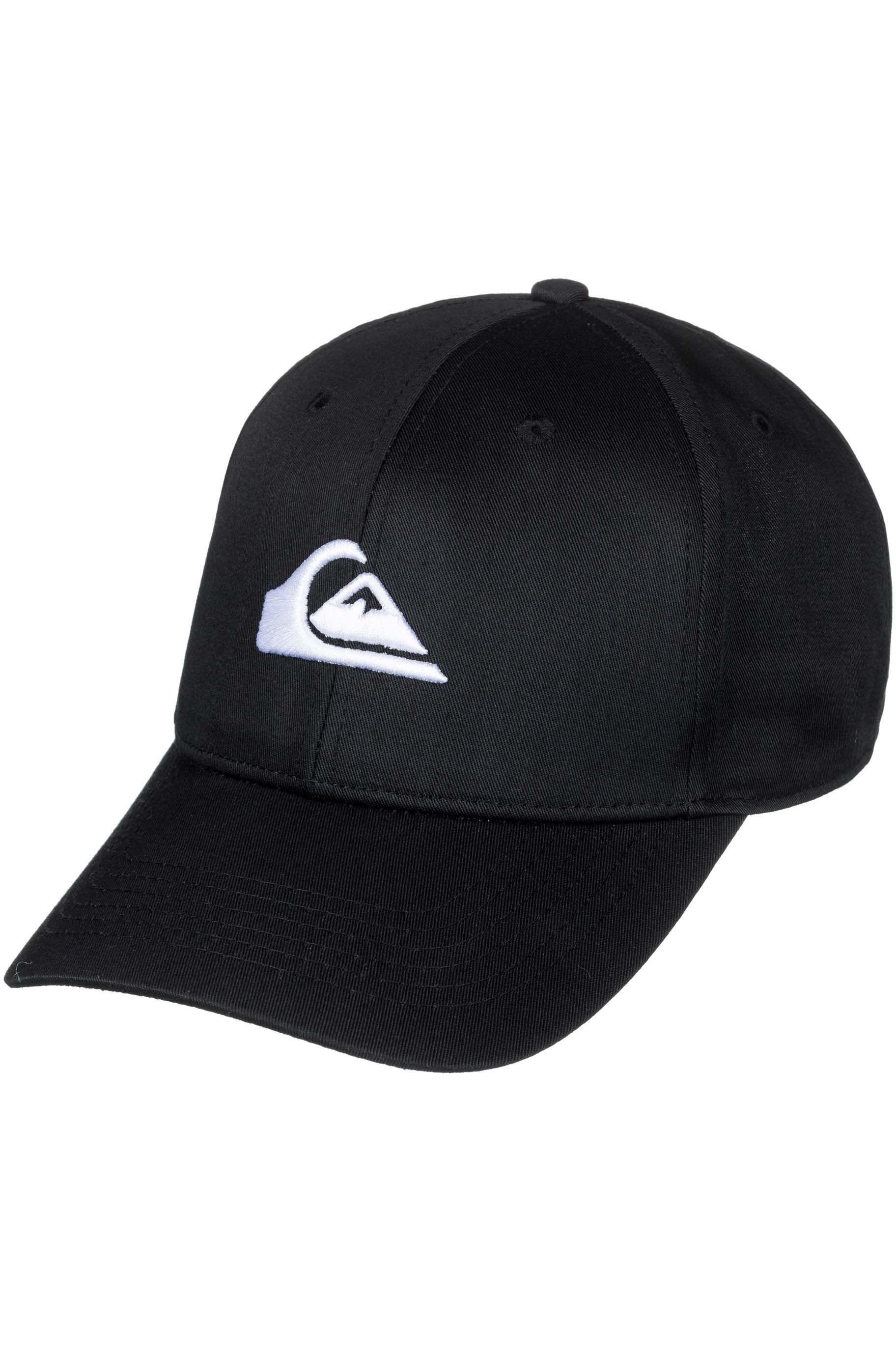 Quiksilver Cap   DECADES Black