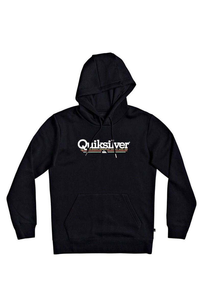 Sweat Capuz Quiksilver TROPICALLINESSF M OTLR Black