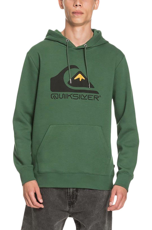 Quiksilver Sweat Hood SQUAREMEUPSF M OTLR Greener Pastures