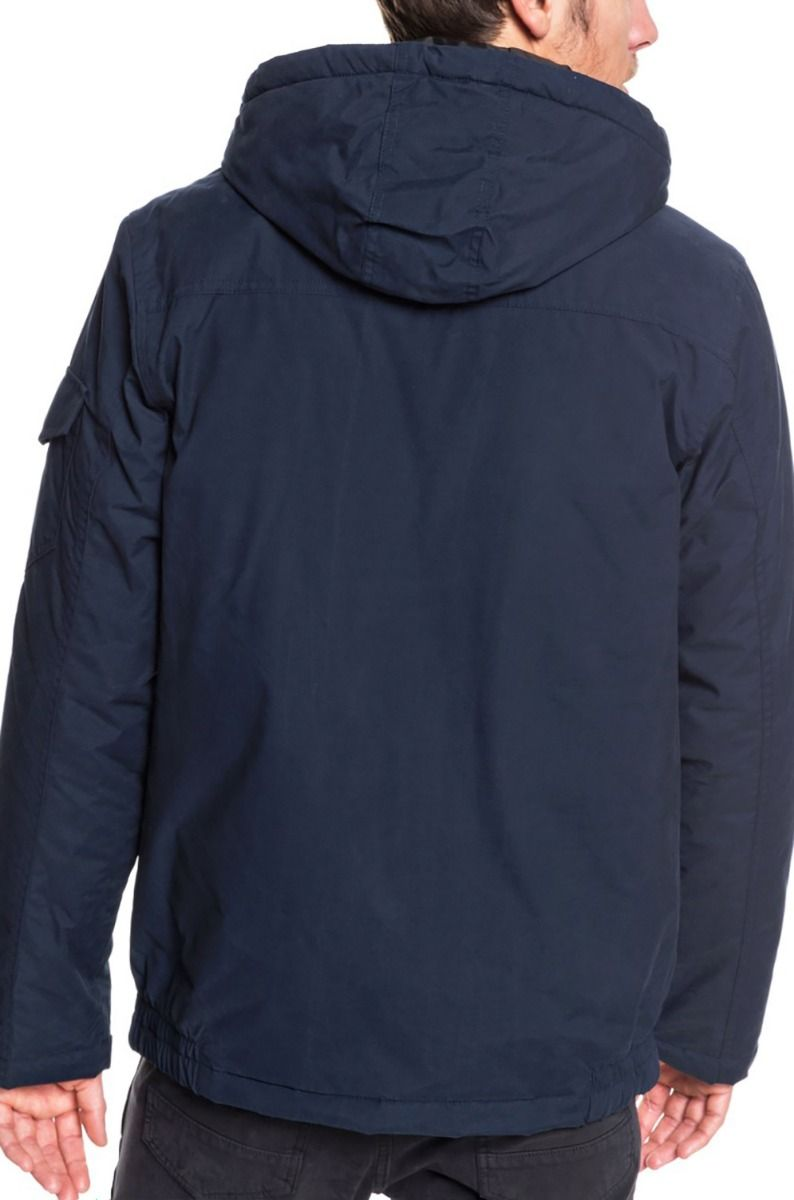 Quiksilver Jacket SHORELINESTOR Navy Blazer