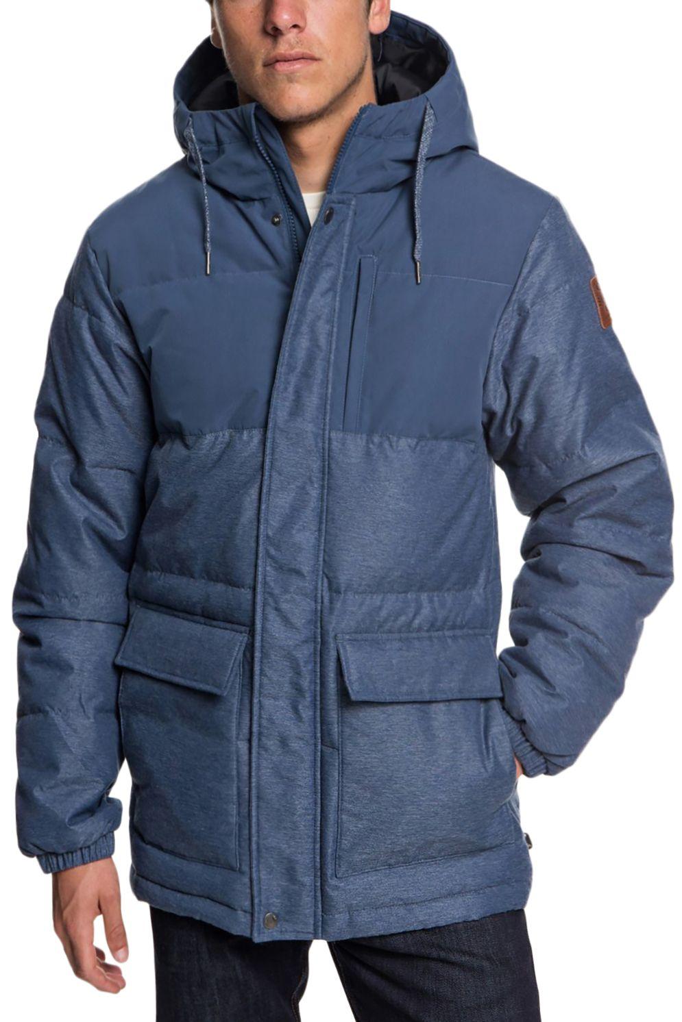 Quiksilver Jacket FULLFINE M JCKT Dark Denim