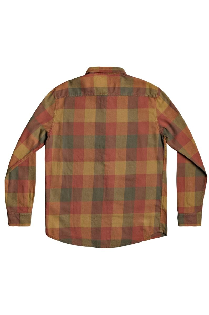 Camisa Quiksilver MOTHERFLY M WVTP Henna Motherfly