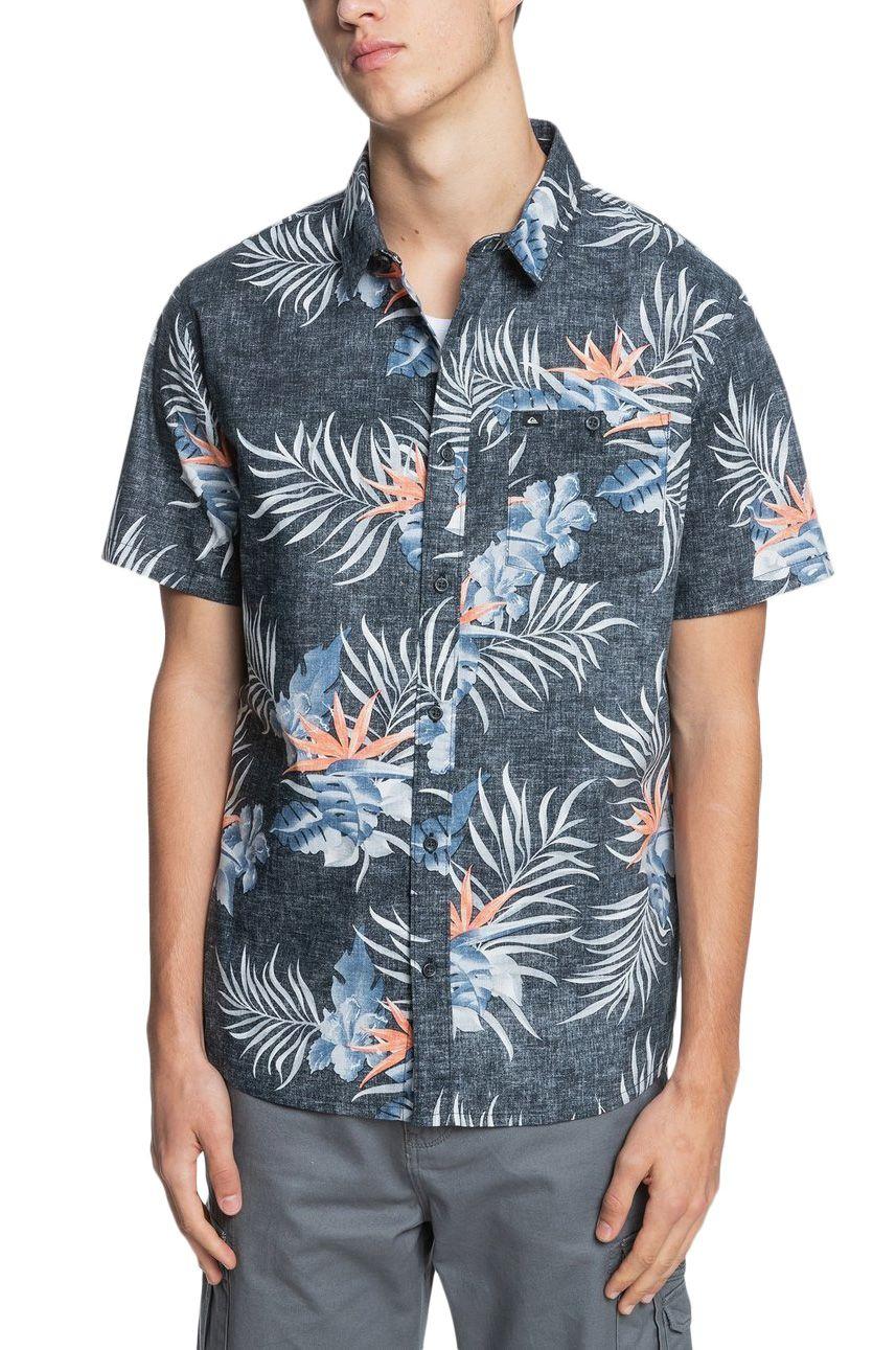 Camisa Quiksilver PARADISE EXPRES M WVTP Black Paradise Express