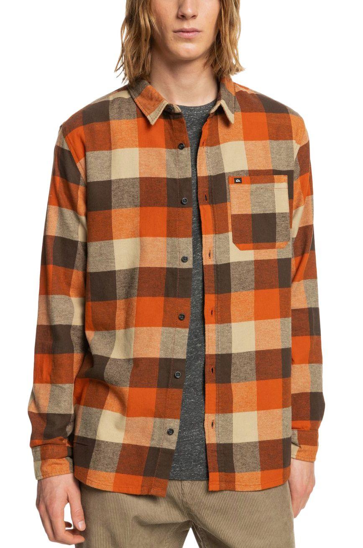 Camisa Quiksilver MOTHERFLY Cinnamon Motherfly