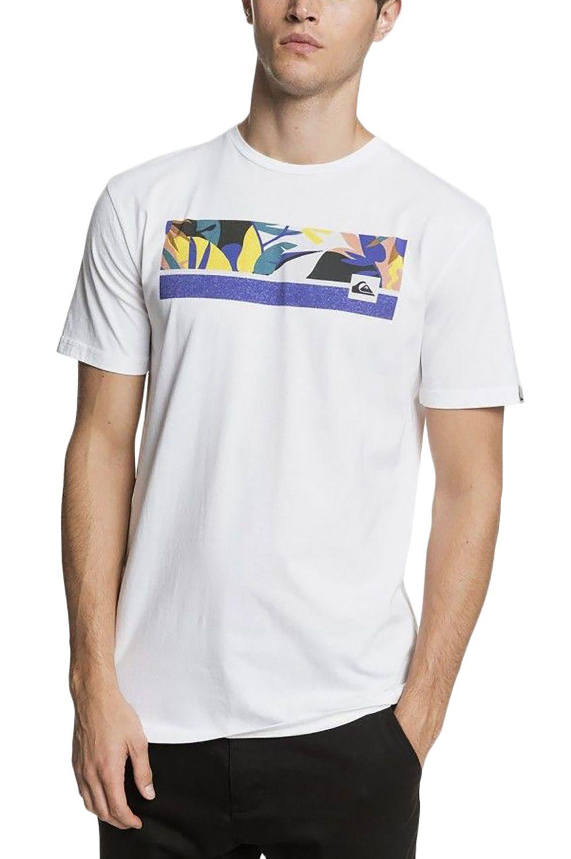 Quiksilver T-Shirt JAMITSS White