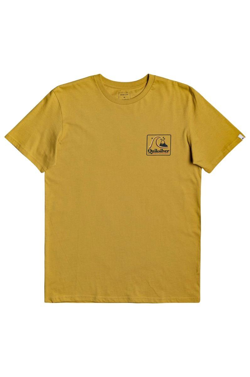 T-Shirt Quiksilver BEACH TONES Honey