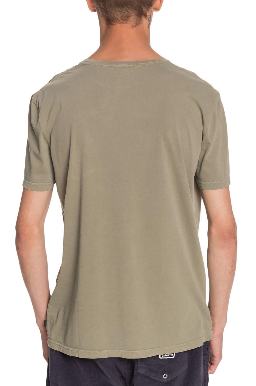 T-Shirt Quiksilver BASICBUBBLEPKT M TEES Kalamata
