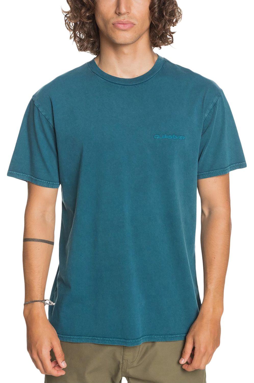 T-Shirt Quiksilver ACID SUN SS M KTTP Blue Coral
