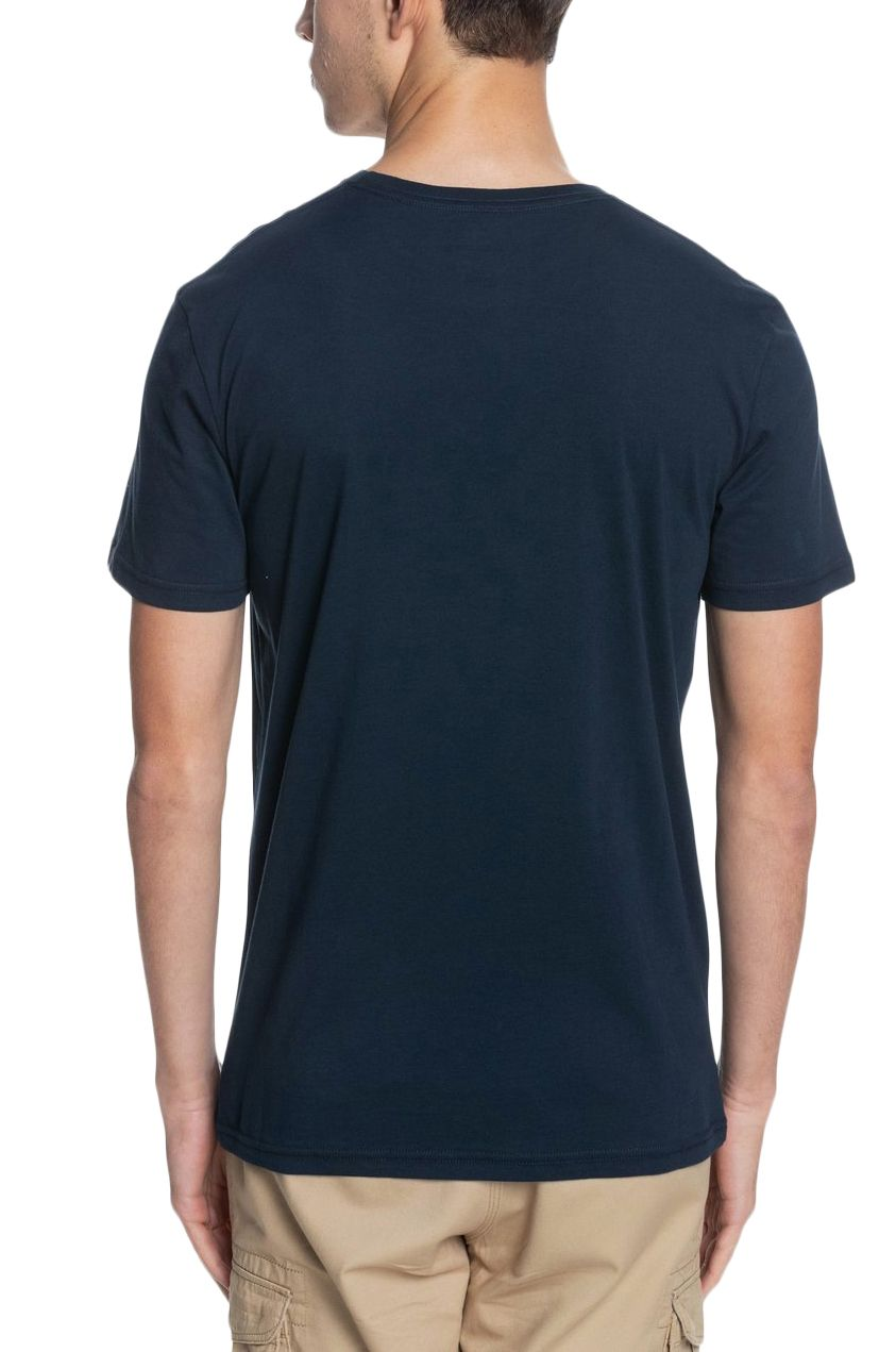 T-Shirt Quiksilver LIKEGOLDSS M TEES Navy Blazer