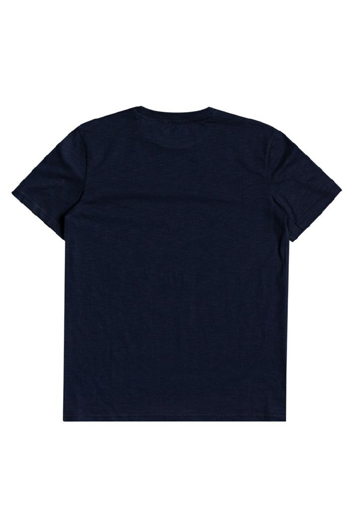 T-Shirt Quiksilver WITTONSSTEE M KTTP Navy Blazer